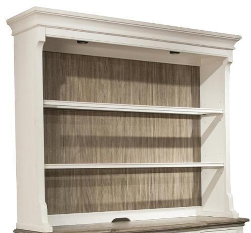 Riverside Furniture Myra Server Hutch-59554