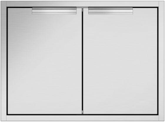 "DCS 30"" Brushed Stainless Steel Bulit In Access Doors-ADN1-20X30"