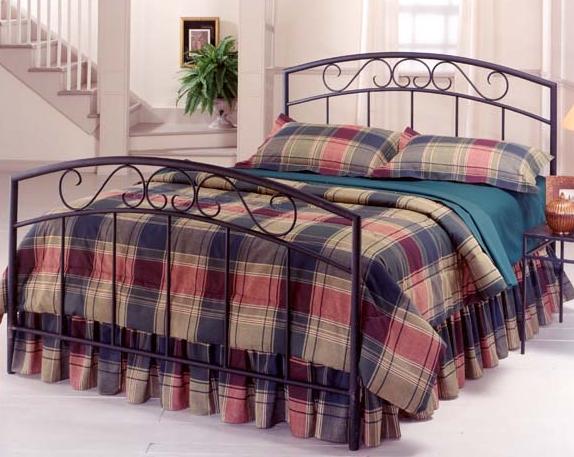 Hillsdale Furniture Wendell Queen Bed-298-50