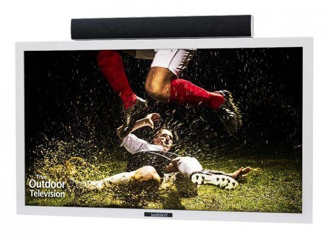 "SunBriteTV® Pro Series White 42"" LED Direct Sun Outdoor HDTV-SB-4217HD-WH"
