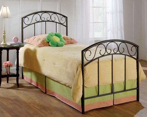 Hillsdale Furniture Wendell Queen Bed-299-50