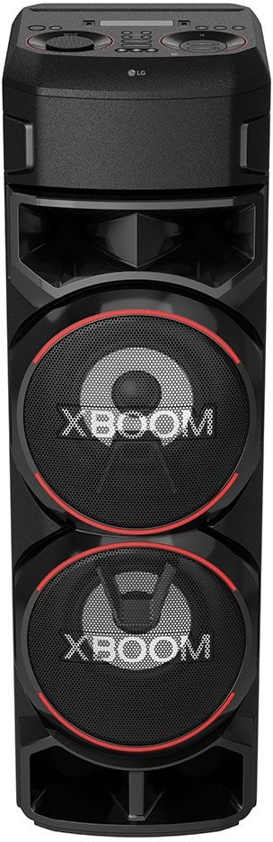 LG XBOOM RN9 Audio System with Bluetooth and Bass Blast-RN9