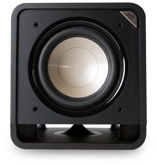 "Polk Audio® HTS 10 Washed Black Walnut 10"" Subwoofer-AM7416"