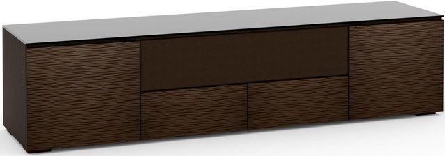 Salamander Designs® Berlin 245 AV Cabinet-Textured Wenge-C/BL245/WE
