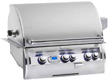 Fire Magic® Echelon Diamond Collection Built In Grill-Stainless Steel-E660i-4E1P