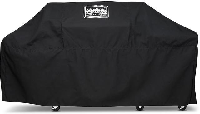 Kalamazoo Outdoor Gourmet Sunbrella Cover for Grill-Black-AC-GJ-1000HS