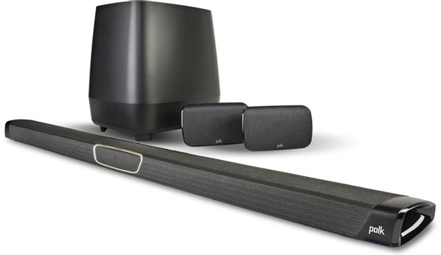 Polk Audio® Magnifi Max SR 5.1 Home Theater Sound Bar System-AM8414