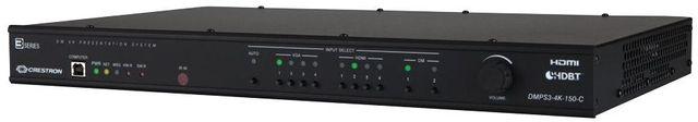 Crestron® 3-Series® 4K DigitalMedia™ Presentation System 150-DMPS3-4K-150-C