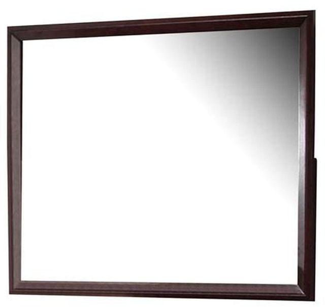 Coaster® Serenity Rich Merlot Dresser Mirror-201974