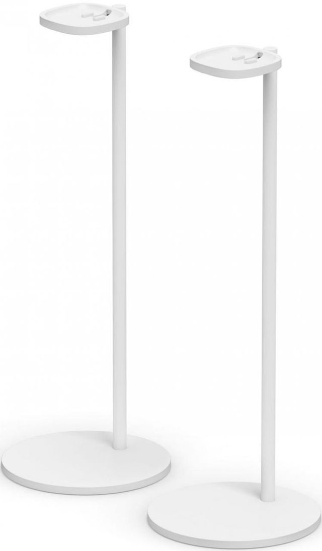 Sonos Stands for One and Play:1 (Pr.) - White-SS1FSWW1WH