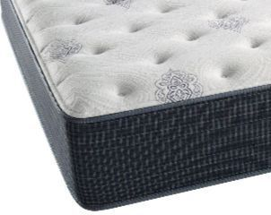 Beautyrest® Silver ™ Moonlit Swim Plush Queen Mattress-Moonlit Swim-Q