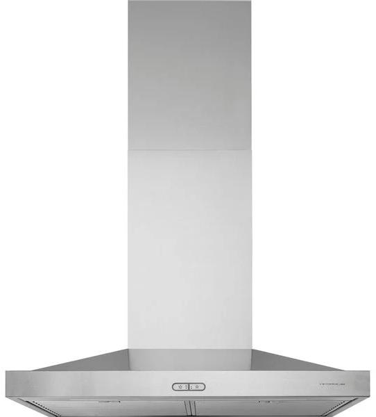 Hotte de cuisinière murale Venmar® de 30 po - Acier inoxydable-VCS55030SSL