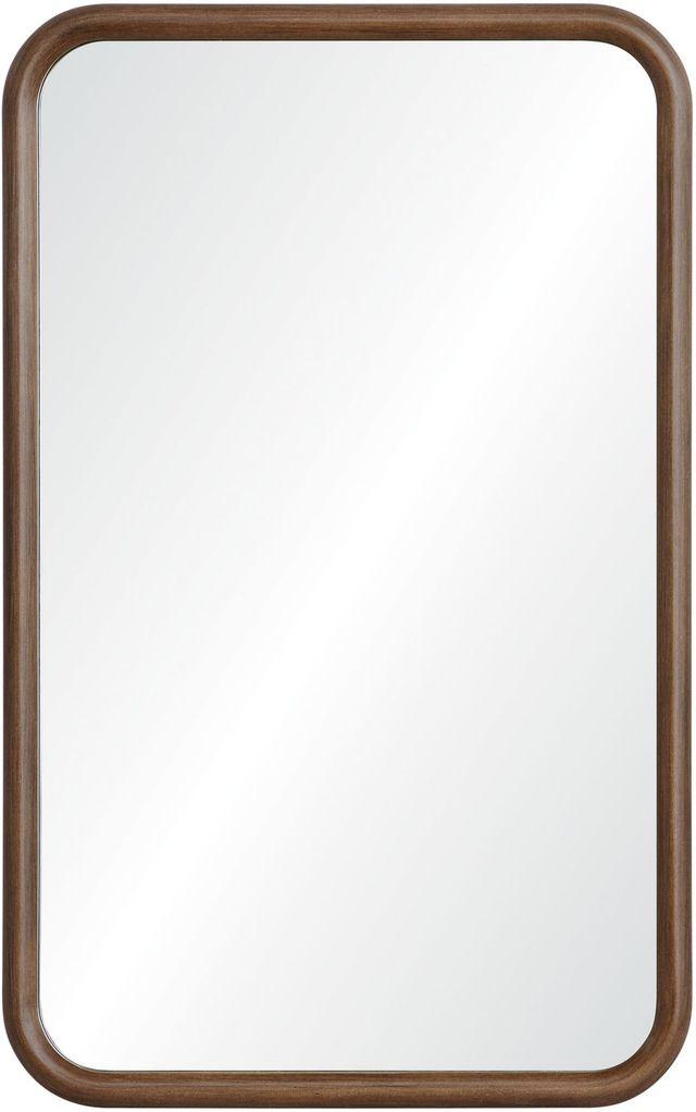 Miroir mural Dickens, noyer, Renwil®-MT1835