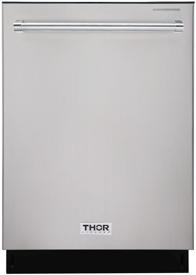 """Thor Kitchen® 24"""" Stainless Steel Built In Dishwasher-HDW2401SS"""