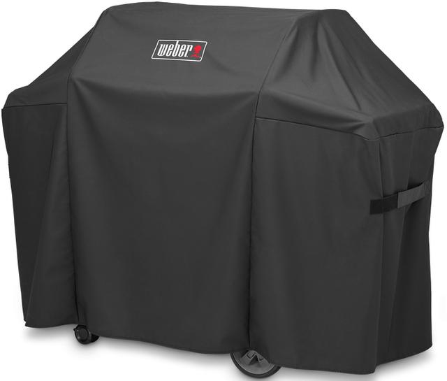 Weber® Premium Grill Cover-Black-7130
