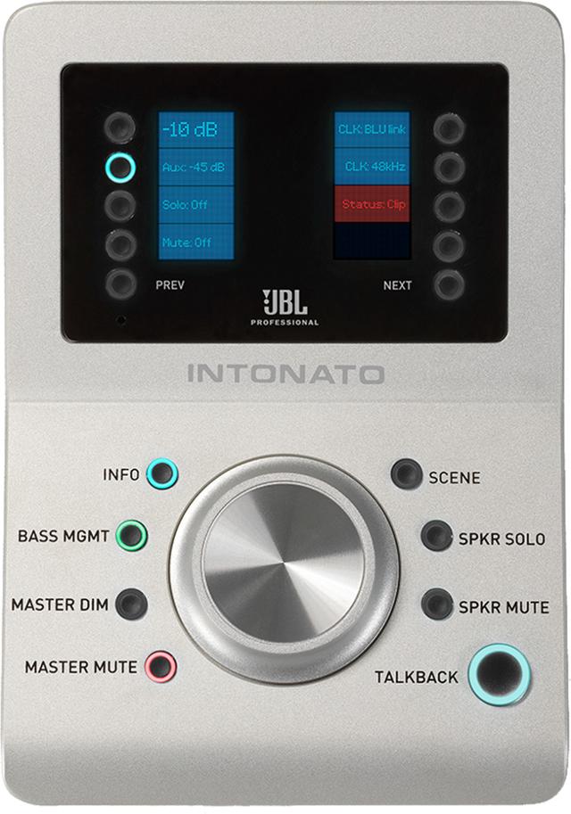 JBL® Intonator Desktop Controller-INTONATO-DC-M