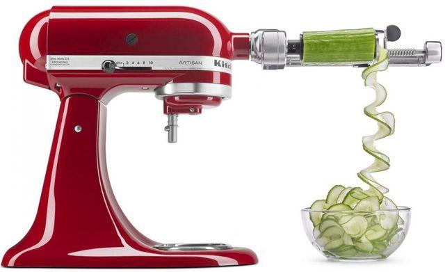 KitchenAid® 7 Blade Spiralizer Stand Mixer Attachment-KSM2APC