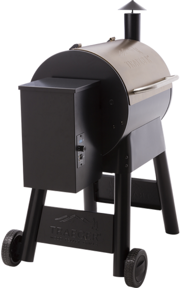 Traeger® Pro Series 22 Wood Pellet Grill-Bronze-TFB57PZB