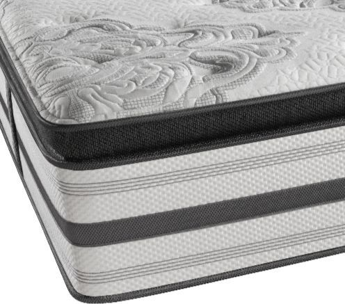 Beautyrest® Platinum™ Cinnamon Plush Pillow Top Queen Mattress-Cinnamon PPT-Q
