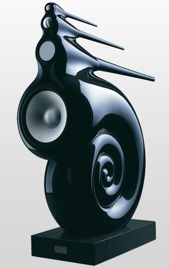 Bowers & Wilkins Nautilus Floorstanding Speaker-Nautilus