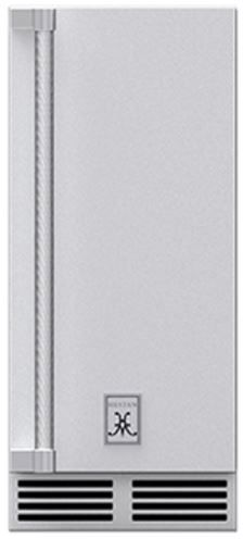 "Hestan Professional 15"" Stainless Steel Outdoor Ice Machine-GIML15"