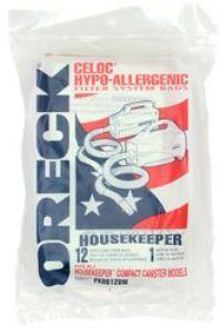 Oreck® Handheld-Vac Bags-PKBB12DW