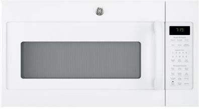 "GE® Series 30"" Over The Range Microwave-White-JVM7195DKWW"