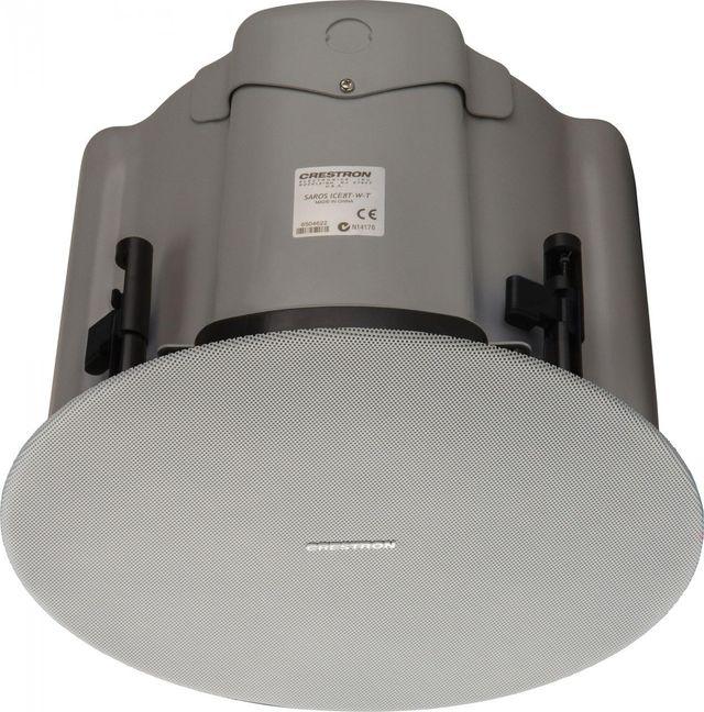 """Crestron® Saros®  Express 8"""" 2-Way In-Ceiling Speaker-White-SAROS ICE8T-W-T-EACH"""