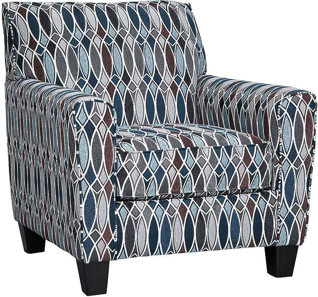 Benchcraft® Creeal Heights Ink Accent Chair-8020221