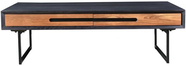 Table de café rectangulaire Vienna, brun, Moe's Home Collections®-JD-1014-21