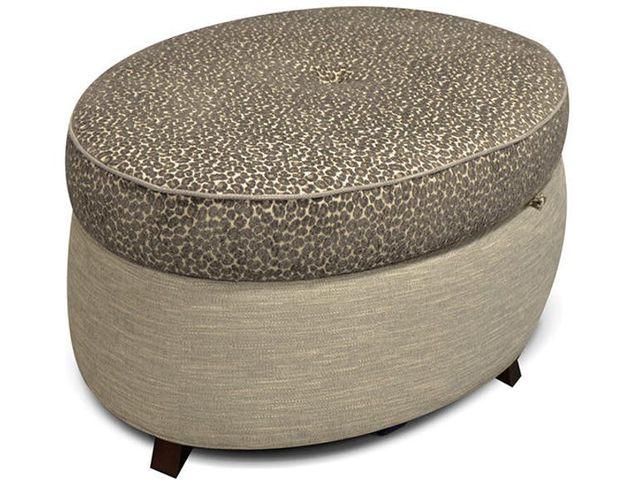 England Furniture® Olivia Cocktail Ottoman-8640-81