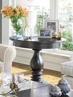 Paula Deen by Universal Furniture Tobacco Round Side Table-932817