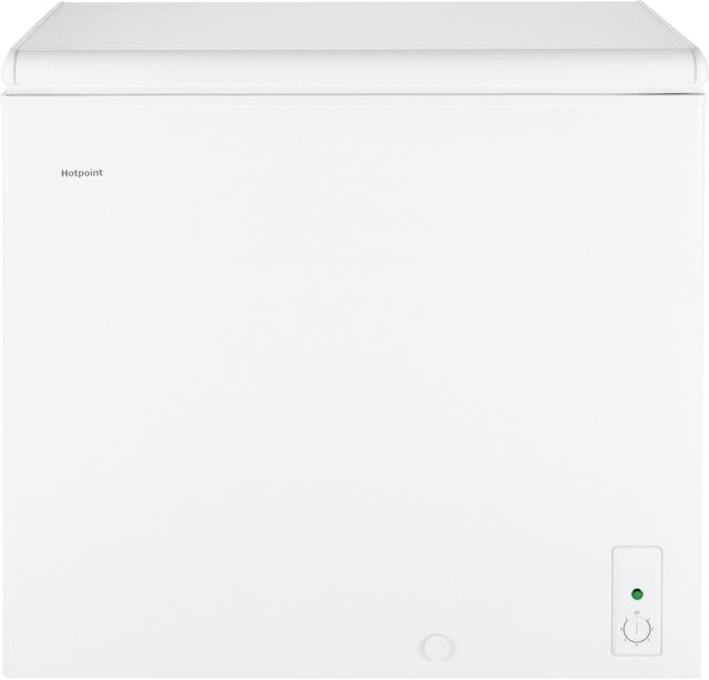 Hotpoint® 7.1 Cu. Ft. White Chest Freezer-HHM7SMWW