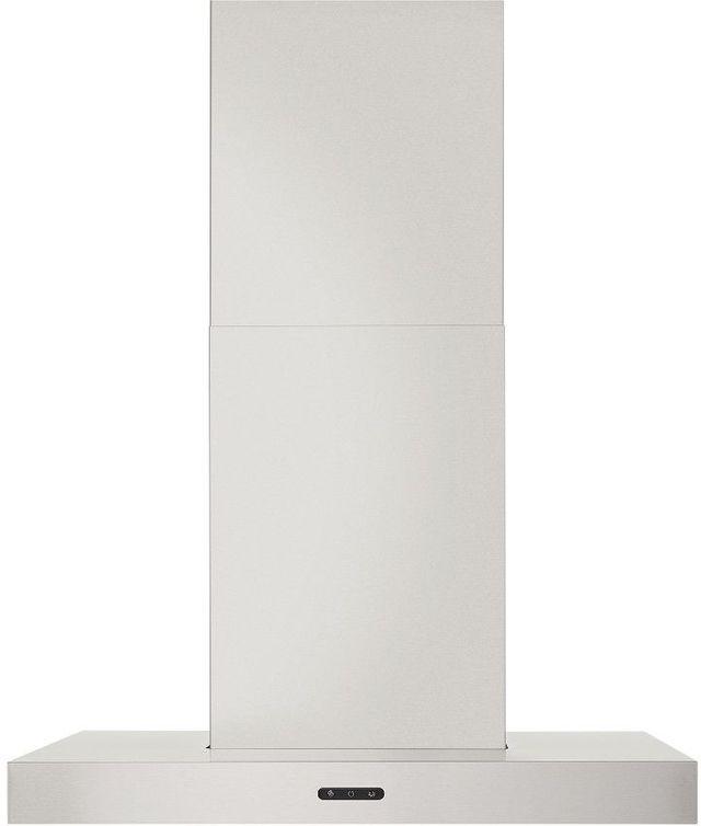 """Broan® Elite EW43 Series 29.94"""" Stainless Steel T-Style Chimney Range Hood-EW4330SS"""