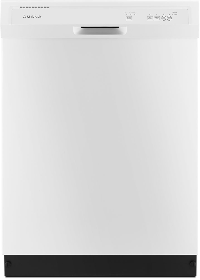 "Amana® 24"" White Built In Dishwasher-ADB1400AGW"