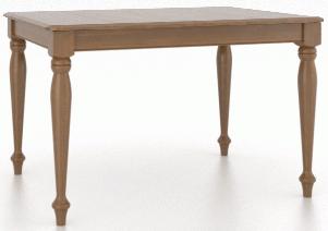 Table à manger rectangulaire Gourmet Canadel®-TRE03648-VA