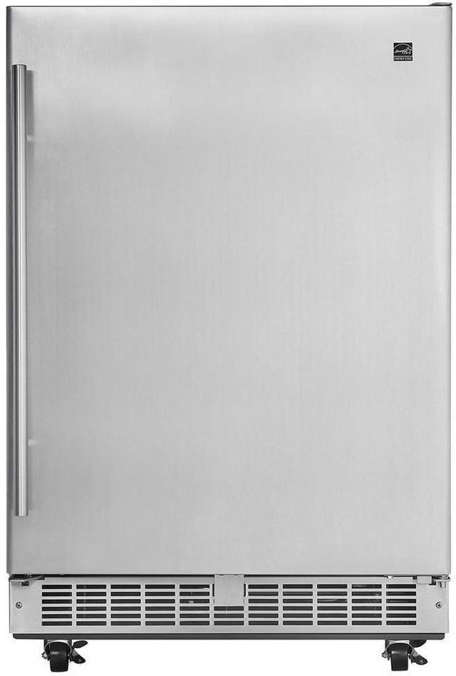 Silhouette® Professional Aragon 5.5 Cu. Ft. Stainless Steel Outdoor All Refrigerator-DAR055D1BSSPRO