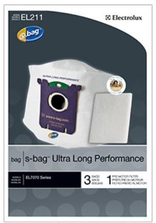 Electrolux  s-bag™ Ultra Long Performance Bag-EL211