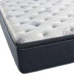 Beautyrest® Silver™ Afternoon Sun Plush Hybrid Pillow Top Full XL Mattress-Afternoon Sun PLPT-FXL