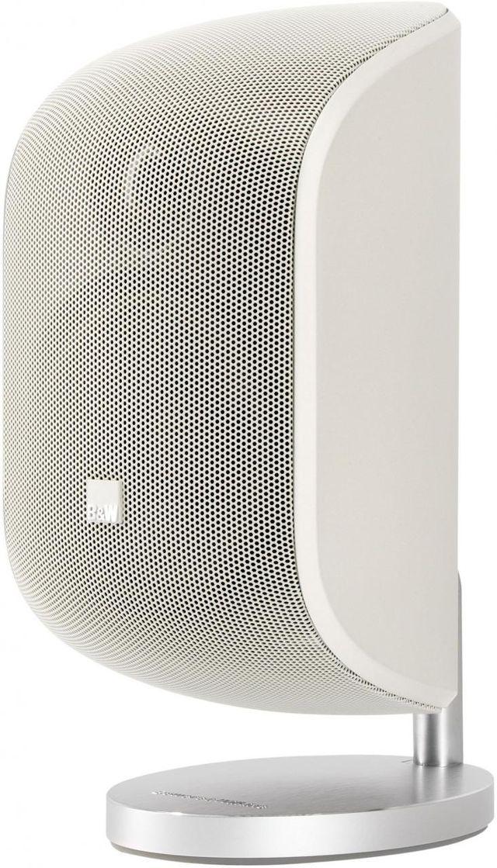 Bowers & Wilkins Matte White M-1 Satellite Speaker-M-1-White