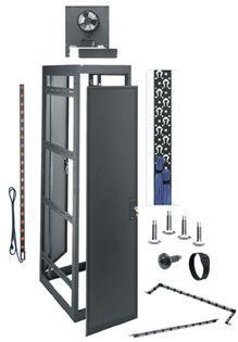"Middle Atlantic Products® MRK Series 44 RU 31"" Deep Rack-MRK-4431-AV"