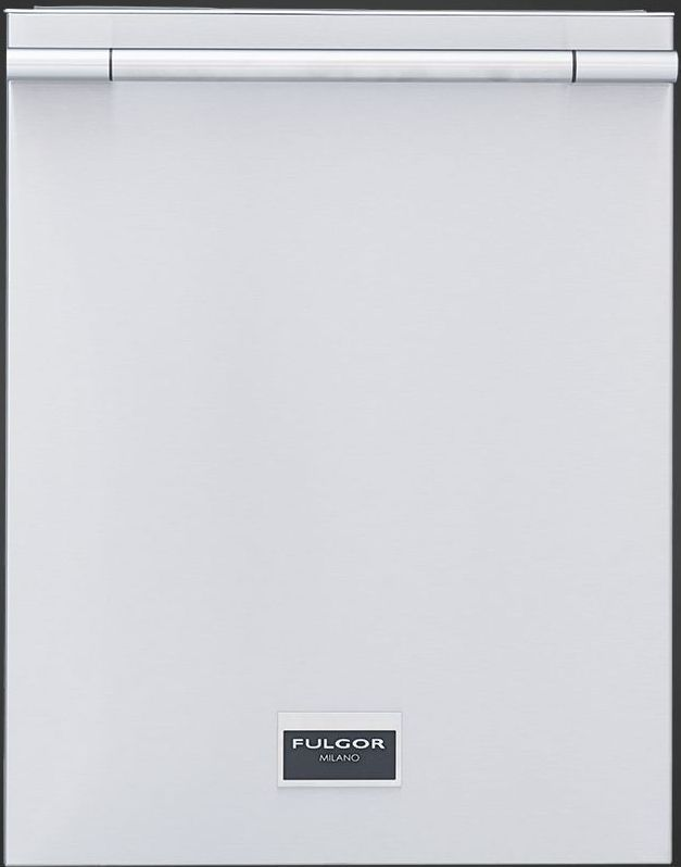 """Fulgor Milano 24"""" Stainless Steel Built In Dishwasher-F6DWT24SS2"""