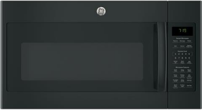 "GE® Series 30"" Over The Range Microwave-Black-JNM7196DKBB"