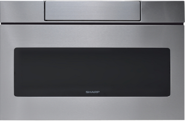 """Sharp® 30 """" Stainless Steel Microwave Drawer-SMD3077ASC"""