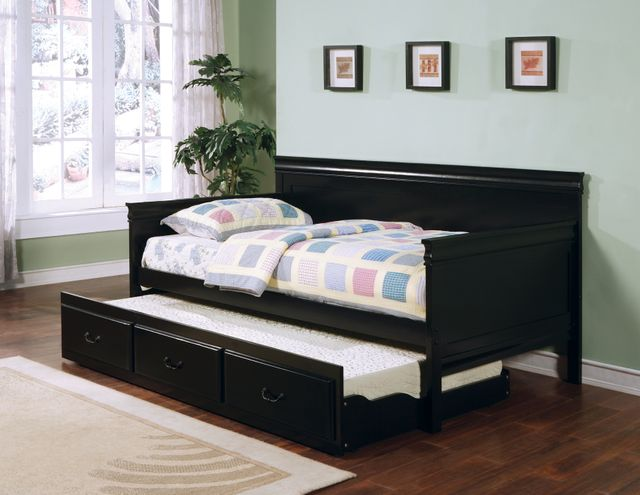 Coaster® B-DAYBEDS-DAYBED-300036BLK