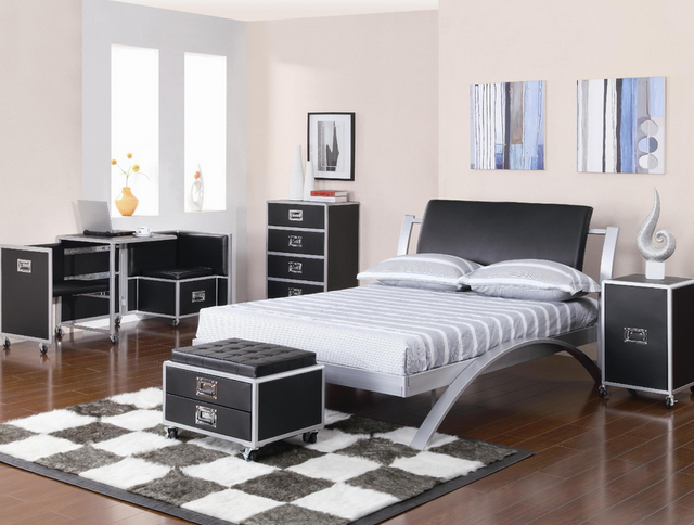 Coaster® B- YOUTH COLLECTIONS-TWIN BED-300200T