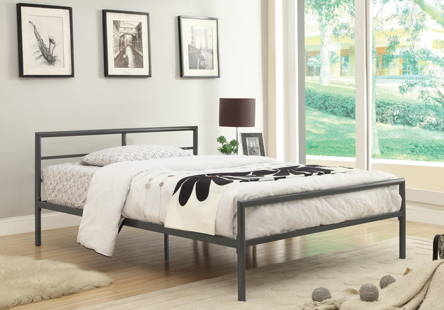 Coaster® B-METAL BEDS-FULL BED-300279F