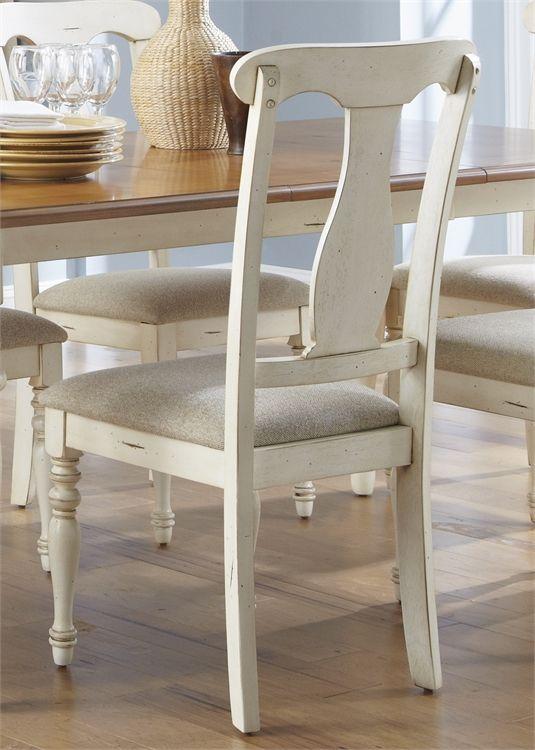 Liberty Furniture Ocean Isle Side Chair-303-C2501S