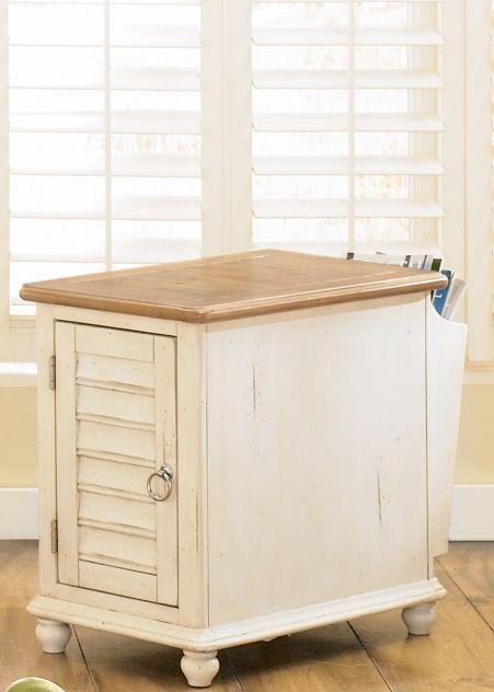 Liberty Furniture Ocean Isle Chair Side Table-303-OT1021