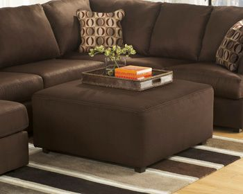 Signature Design by Ashley® Cowan Cafe Oversized Accent Ottoman-3070408